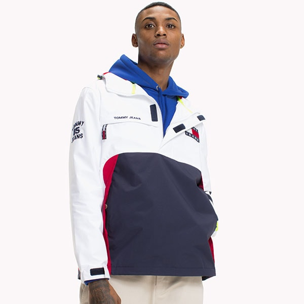 CAPSULE COLLECTION YACHT RACING JACKET